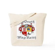 McGrath In Irish & English Tote Bag