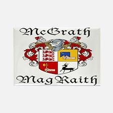 McGrath In Irish & English Magnets (10 pack)