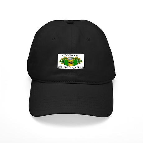 O'Hara In Irish & English Black Cap