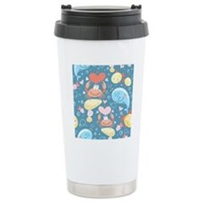 Cute Sea Life Thermos Mug