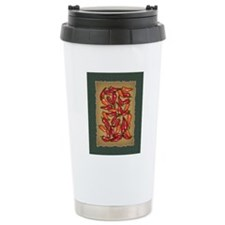 Red Chilli Peppers Travel Coffee Mug