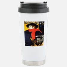 Ambassadeurs Stainless Steel Travel Mug