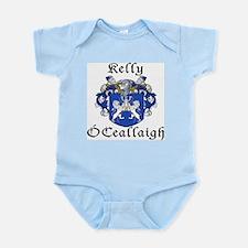 Kelly In Irish & English Infant Bodysuit