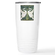 Swan and Rush Thermos Mug