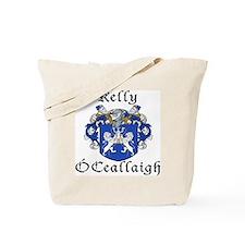 Kelly In Irish & English Tote Bag