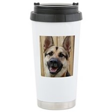 big dog german shepherd Travel Mug