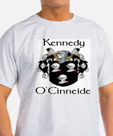 Kennedy in Irish & English T-Shirt