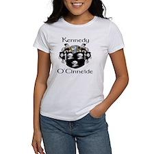 Kennedy in Irish & English Tee