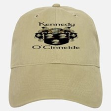 Kennedy in Irish & English Baseball Baseball Baseball Cap
