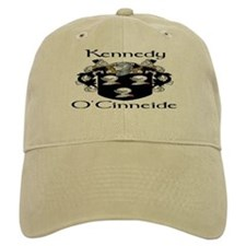 Kennedy in Irish & English Baseball Baseball Cap