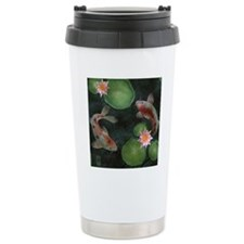 Koi Travel Mug