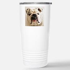 all over shirt bulldog Travel Mug