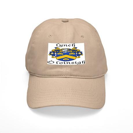 Lynch In Irish & English Baseball Cap