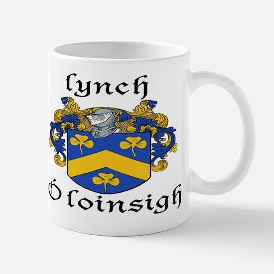 Lynch In Irish & English Mug
