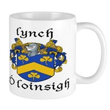 Lynch In Irish & English Mug