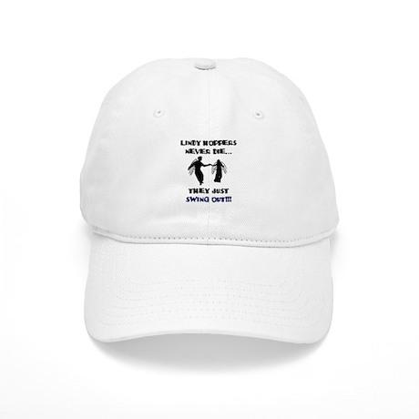 Lindy Hoppers Never Die Cap