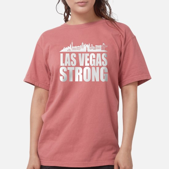 Cute Vegas strip Womens Comfort Colors Shirt
