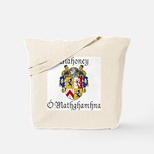 Mahoney In Irish & English Tote Bag