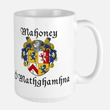 Mahoney In Irish & English Mug