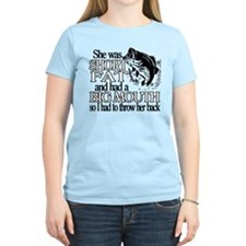 Short, Fat and a Big Mouth T-Shirt