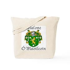 Malone In Irish & English Tote Bag