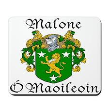 Malone In Irish & English Mousepad
