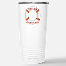Custom Captain Travel Mug