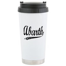 Cute Fiat 500 Travel Mug