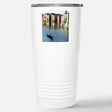 Venice Souvenir Gondola Stainless Steel Travel Mug