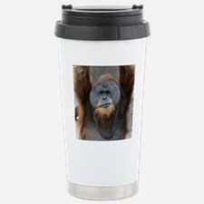 OrangUtan013 Stainless Steel Travel Mug