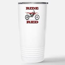 RideRed 08 Travel Mug