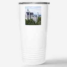 Neuschwanstein001 Stainless Steel Travel Mug