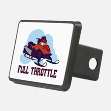 Full Throttle Hitch Cover