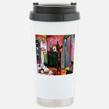 Kandinsky: Interior, My Travel Mug