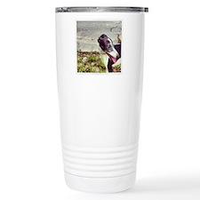 Panting Iggy Travel Mug