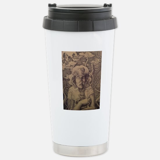 They Remain With Her St Stainless Steel Travel Mug