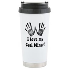 coal miner love.png Travel Mug