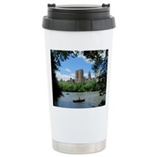 NYC view from Central P Travel Mug
