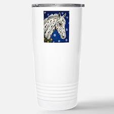 Leopard Appaloosa Chris Stainless Steel Travel Mug