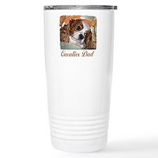 Cavalier Dad Travel Mug