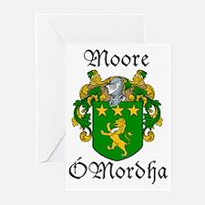 Moore In Irish & English Cards (Pk of 10)