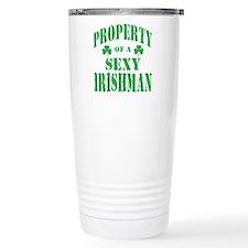 sexy irishman.png Travel Mug