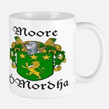Moore In Irish & English Mug