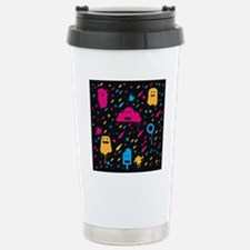 Cute Color Stuff Stainless Steel Travel Mug