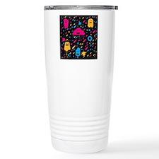 Cute Color Stuff Travel Mug