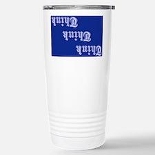 Funny Recovery slogans Travel Mug