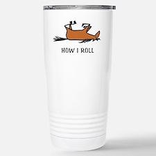 Unique Horse Travel Mug