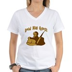 Dead Man Quest Women's V-Neck T-Shirt
