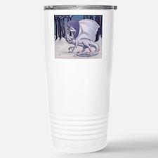 Snow Dragon Stainless Steel Travel Mug