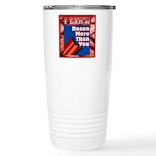 I Like BACON M T Y Travel Coffee Mug